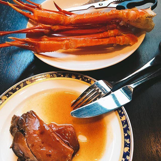 久々に品川プリンスのハプナ🍴 蟹とローストビーフはテッパン💕✨ #品川プリンスホテル #ハプナ #バイキング #ブッフェ #品川 #蟹 #肉 #ローストビーフ #ランチ #ディナー #ホテル #美味しい #東京 #食べ放題 #大切な人 #晩ごはん