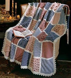 Scripture Crochet Afghan ePattern