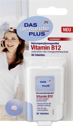 Vitamin B12 Tabletten, € 3,95