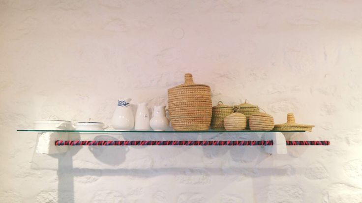 Natural Baskets from Morroco