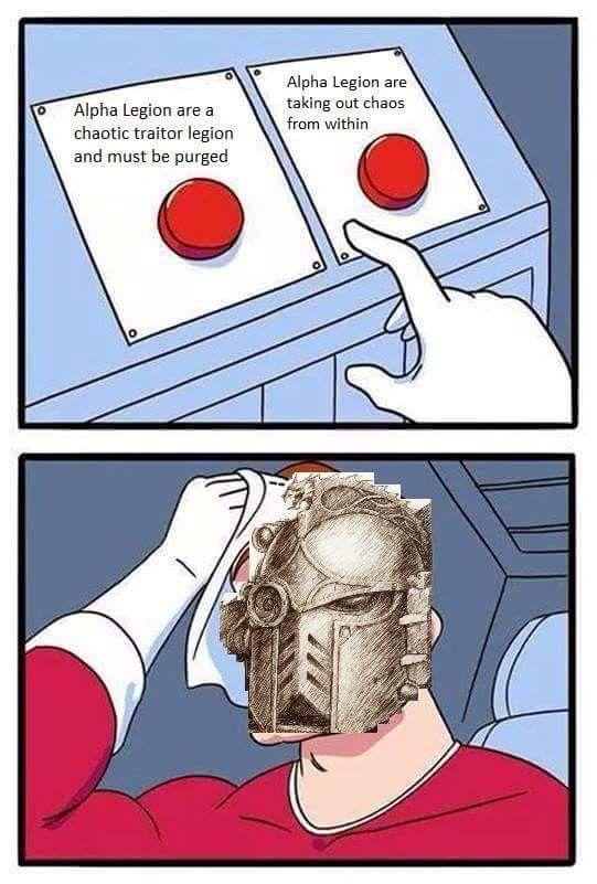 Pin by Anthony Polito on 40k Humor | Warhammer 40k memes ...