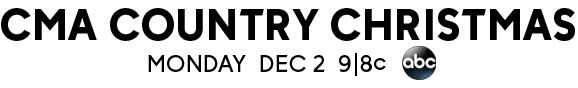 CMA's Country Christmas will be filmed tonight at Bridgestone Arena. Tickets are still available on their website. The show will air Monday, December 2nd at 8 CST.