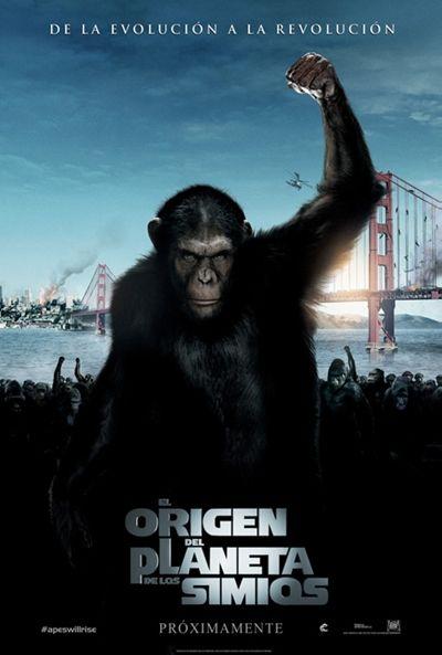El Origen del Planeta de los Simios, de acuerdo con Fox, artística mente es una nueva versión de la historia y no tiene relación con la saga El planeta de los simios (1968-1973) ni con la versión de Tim Burton estrenada en 20011 , aunque legalmente es un reboot de esta última.
