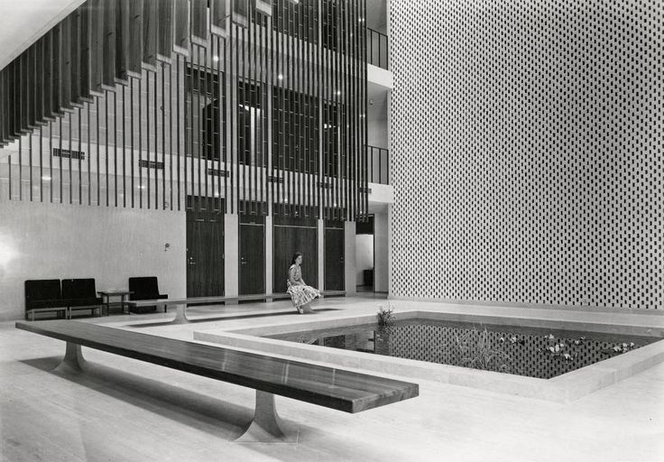 The American Embassy in Oslo. Photographs by Karl Teigen - The ...