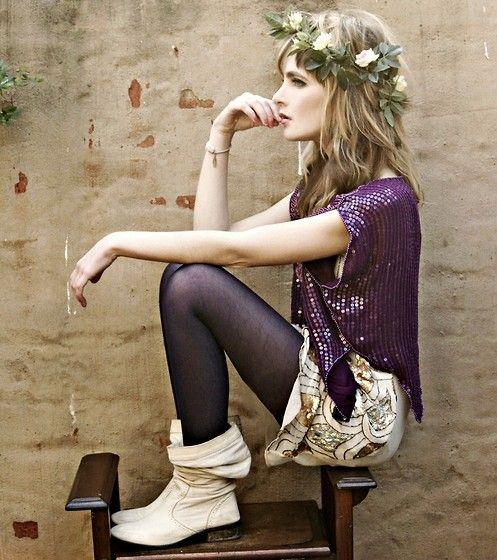 Purple cream Calla Lily (by Nadja Seale) http://lookbook.nu/look/3644331-Purple-cream-Calla-Lily
