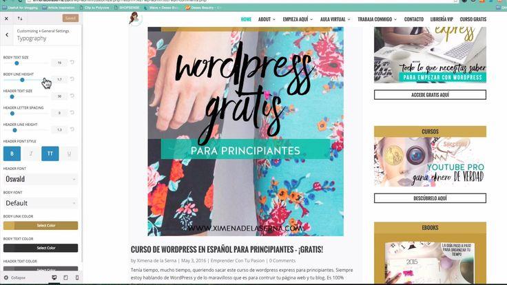Mejores 49 imágenes de WordPress en Pinterest   Wordpress, Modulos y ...