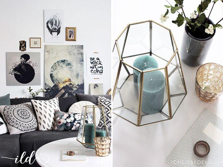 22 besten wohnzimmer bilder auf pinterest | ich liebe, leere und ... - Wohnzimmer Deko Gold
