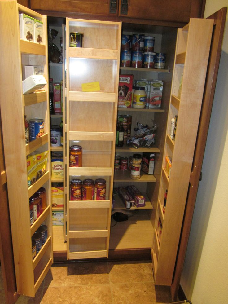 17 best images about pantry options on pinterest kitchen for Kitchen cupboard options