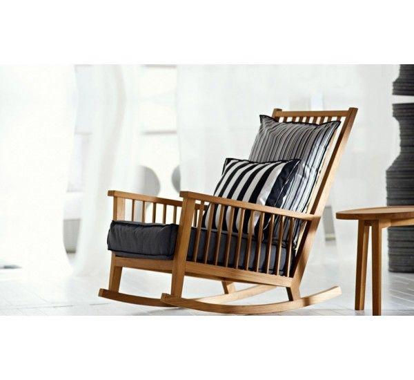 Oltre 25 fantastiche idee su cuscini per esterni su - Sedia a dondolo disegno ...