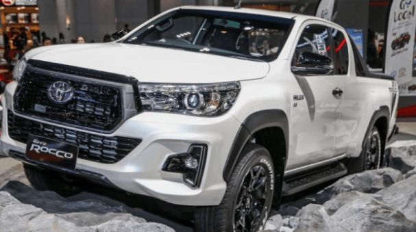 Toyota Hilux Rocco Offroad And Motocross In 2020 Toyota Hilux Toyota Toyota Tundra Accessories