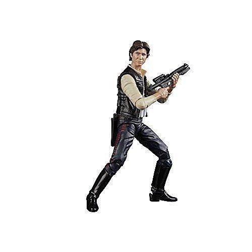 6 Inch Star Wars Black Series Action Figure 40th Anniversary Han Solo New #DealsToaday