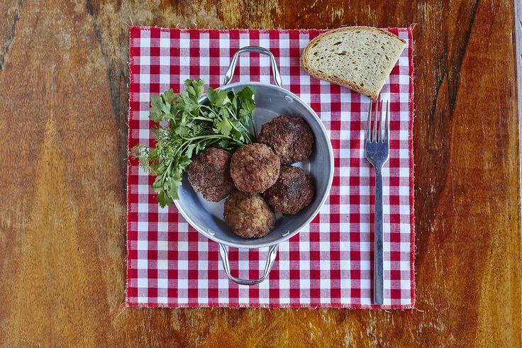 Κεφτεδάκια της γιαγιάς | Granny's meatballs