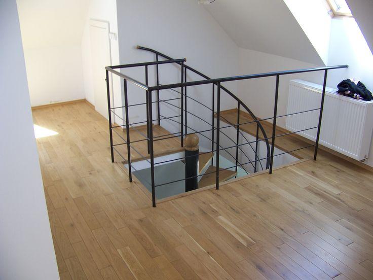 DŘEVĚNÉ SCHODY http://www.podlahy-rozsafny.cz/sluzby/vyroba-schodu-a-schodist/