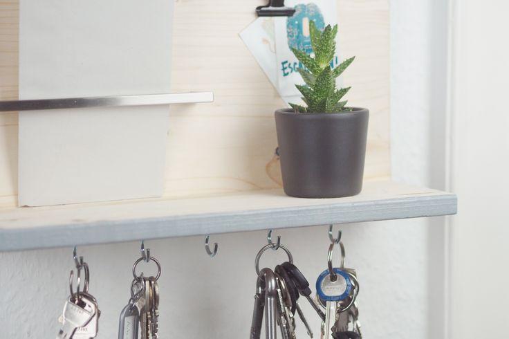 die besten 17 ideen zu schl sselbrett selber machen auf pinterest diy holz wald schlafzimmer. Black Bedroom Furniture Sets. Home Design Ideas