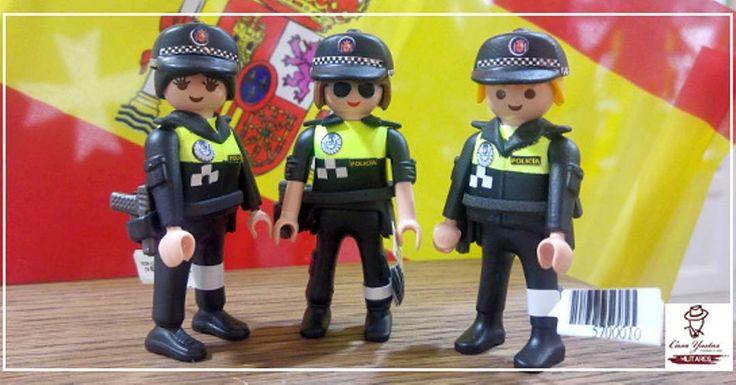 """""""POLICÍA MUNICIPAL DE MADRID""""  Encuentra los personalizados que más te gustan en CY Militares.  #personalizados #clickstagram #clickshare #click #customized #custom #customclicks #customclicksonline #cuerposdeseguridad #fuerzasdeseguridad #policía #policías #police ##polizei #polizia #policial #policíamunicipal #policíanacional #policíalocal #madrid #policíamunicipaldemadrid"""