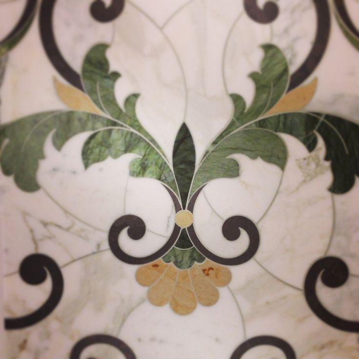 Ann Sacks Mosaic Bathroom Tile: 17 Best Images About Stone On Pinterest