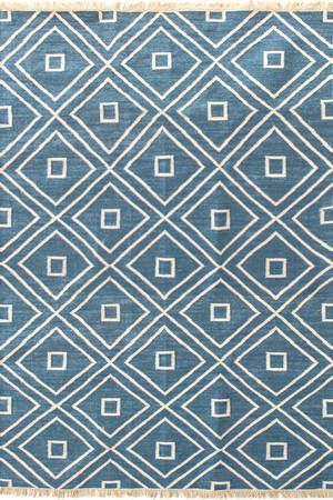 Mali Indigo Indoor/outdoor 5x8 (available in other sizes)