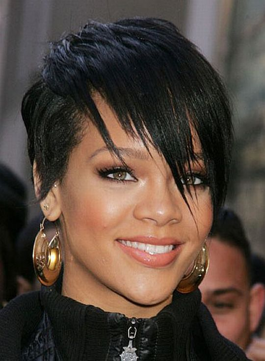 Outstanding 1000 Images About Best African American Short Haircuts 2015 On Short Hairstyles Gunalazisus