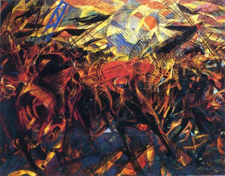 I funerali dell'anarchico Galli 1911