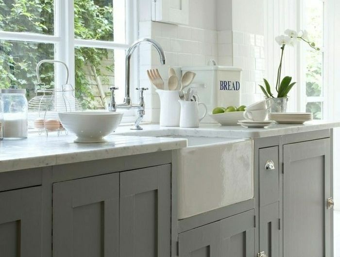 Les 25 meilleures id es concernant repeindre meuble for Faience cuisine coloree