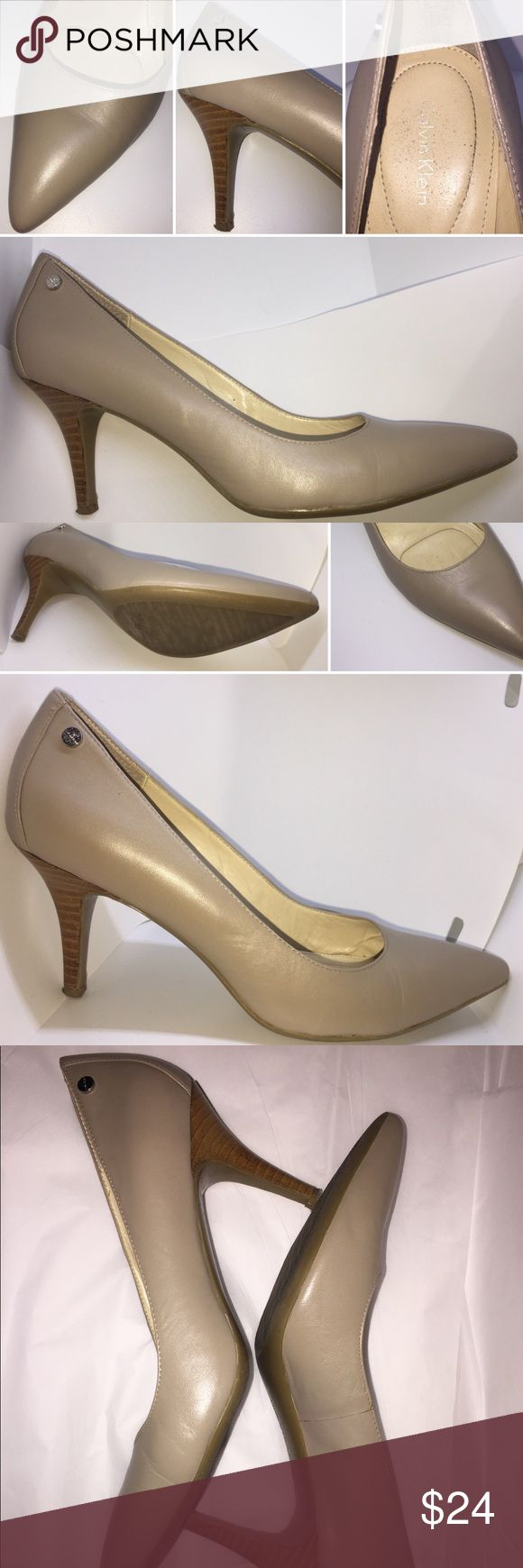 I just added this listing on Poshmark: CALVIN KLEIN Casual Office Nude Pointy Toe Pumps 9. #shopmycloset #poshmark #fashion #shopping #style #forsale #Calvin Klein #Shoes