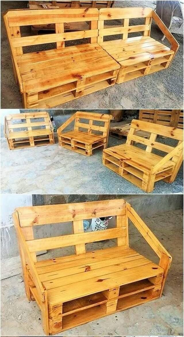 Diy Wooden Pallet Ideas An Edge To Your