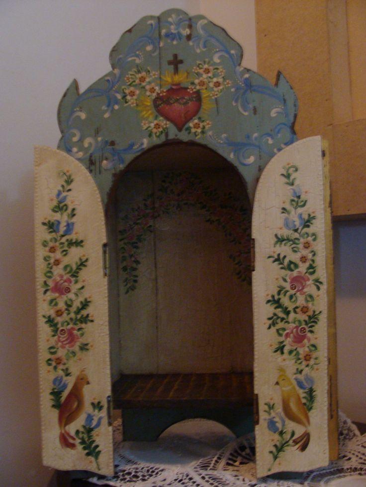 Interior do oratório