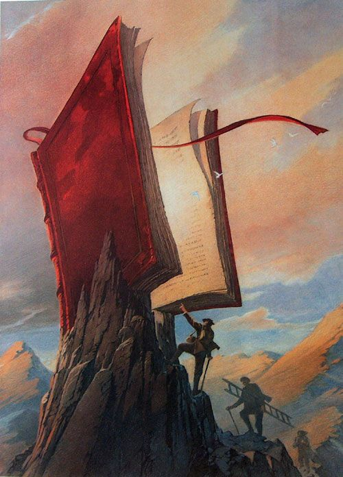 """""""The Ultimate Book"""" by François Schuiten. It sums up my life."""