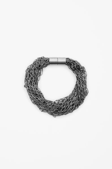 chainmail bracelet...weird idea but cool in theory