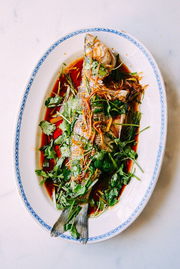 Steamed Whole Fish | 28 Chinese Recipes That Are Way Better Than Takeout
