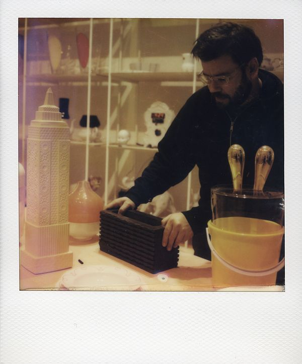 Qubus + Křehký /// Polaroid Prague city guide www.spud.cz
