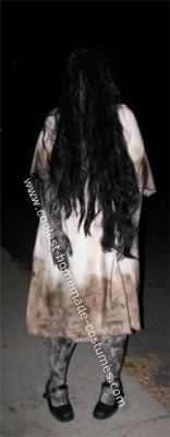 Homemade Samara: The Ring Costume: This idea for a Samara: The Ring Costume comes from the very popular horror movie The Ring. I spent a couple weeks getting the costume to look exactly