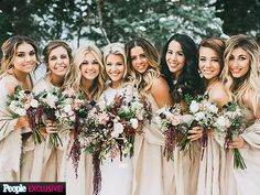 DWTS dancer Witney Carson's wedding photos - click ahead to see more from her gorgeous winter wedding!