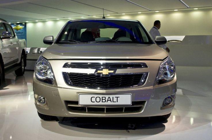 Бюджетный седан Chevrolet Cobalt