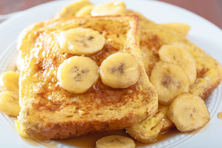 Feed Your Addiction: Super Easy Coconut Banana French Toast