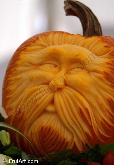 pumpkin carving-fruit carving tools found at CulinarySupplies.Org located in the USA online selling a variety of books, DVDs and garnish knives & tools