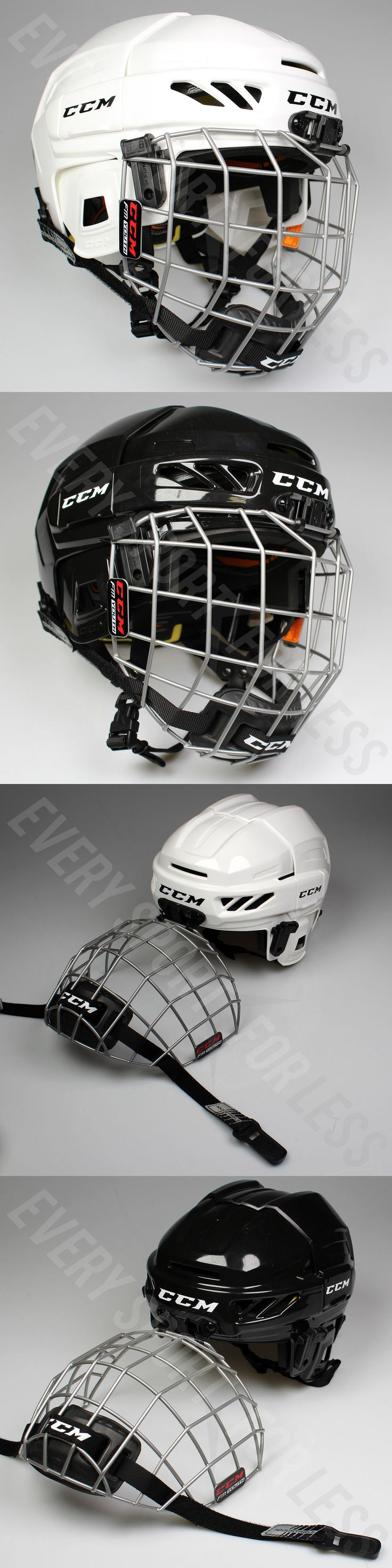 Helmets 20854: Ccm Fitlite 3Ds Combo Youth Hockey Helmet W Cage-Various Colors (New) Lists@$70 -> BUY IT NOW ONLY: $59.99 on eBay!