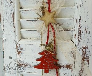 #γούρια #χειροποίητα γούρια #χριστουγεννιάτικα στολίδια