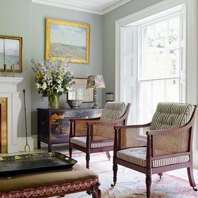 We take a look at the work of antique dealer, furniture designer and decorator Max Rollitt whose quintessentially English interiors are steeped in history - discover the best interior designers on HOUSE