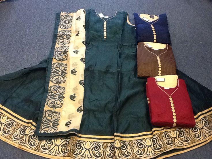 Soft Silk Anarkali Suit