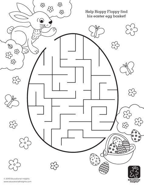 Scheda Pasqua d inglese