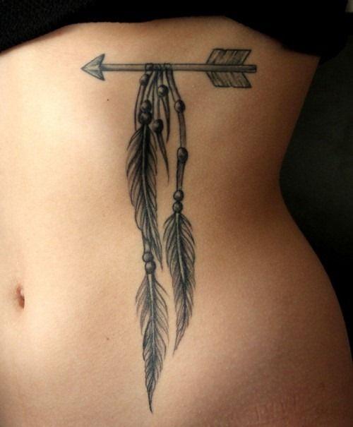 Top Arrow Tattoo Ideas (Part 2) (4)
