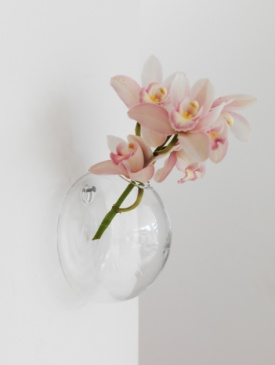 hanging ball vase photo