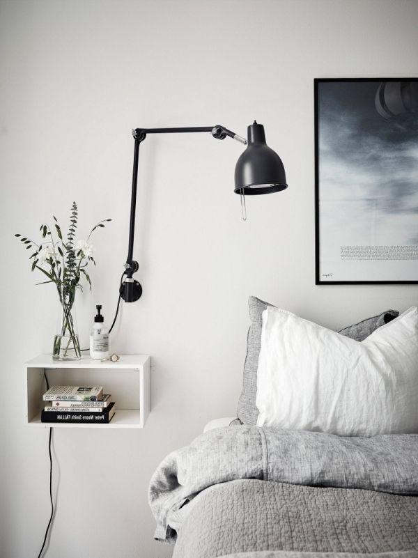 Ikea Malm Zwevend Nachtkastje.Zwevend Nachtkastje Zwevend Nachtkastje Staal Met Houten Om Slot