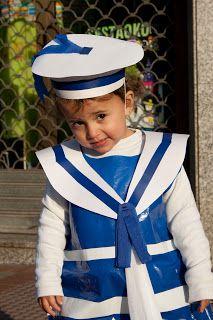 Hacer de todo un poco: Cómo hacer un disfraz de marinero