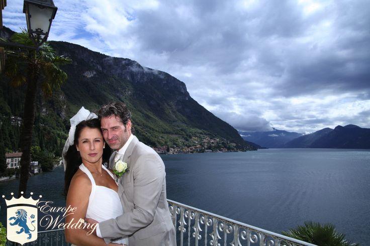 Happiness, love and Lake Como!