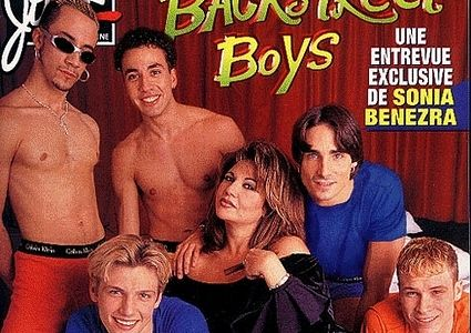 HELL YES!!! 45 Ridiculous Pictures Of Boy Bands
