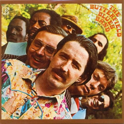 'Paul Butterfield Blues Band' - Interracial Blues Band in Chicago 1960s