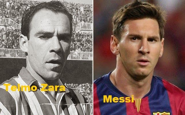Best Football Coachs: 11 information about Zara, who Messi broke his own...