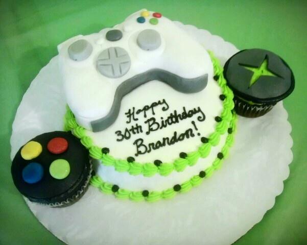 Birthday Cake Ideas Boyfriend : Xbox 360 birthday cake for my boyfriend. My Projects ...